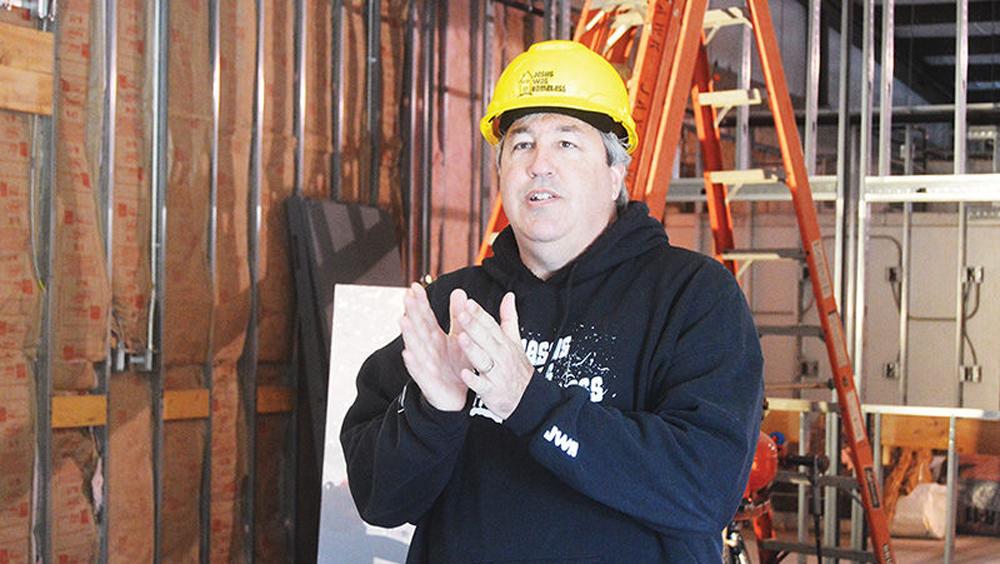 Bryan Under Construction